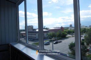 Раздвижной балкон