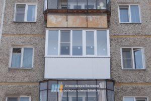 Готовые балконы