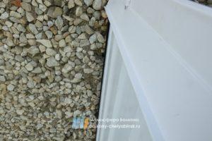 Защита балкона от сквозняка