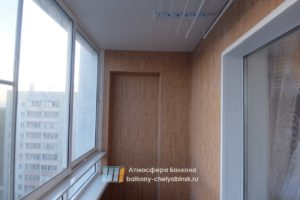 Пластик на балкон