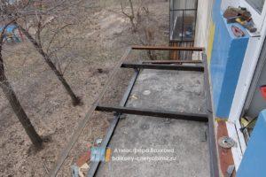 Пъедестал для балкона