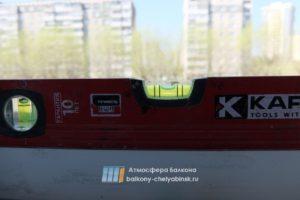 Правильная установка пластиковых подоконников