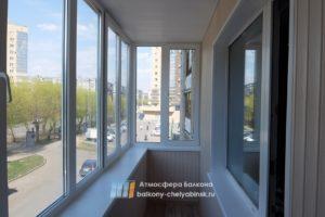Балконный ремонт
