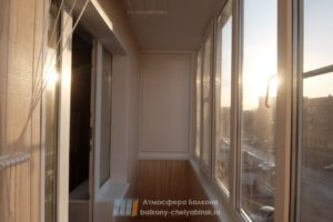 Замена балконного блока