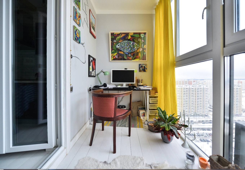 Комп на балкон
