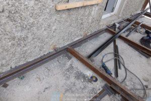 Расширение балкона по низу