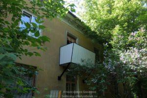 Опоры для балкона