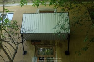 Как сделать балкон