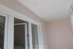 Обшить балкон в Челябинске